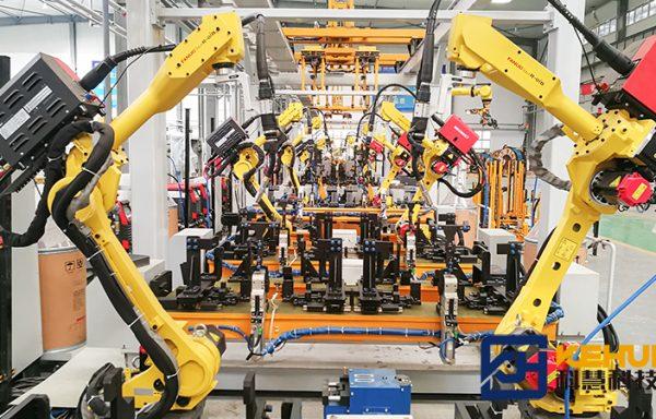 Üretim Hattı Otomasyonu